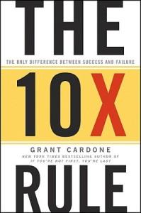 Grant Cardone The 10x Rule pdf