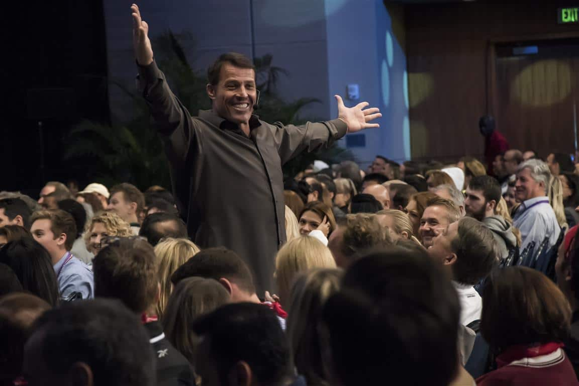 Tony Robbins Business Mastery Netherlands 2018