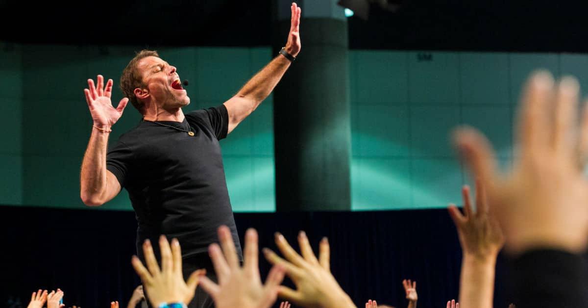 Tony Robbins UPW Sydney Australia