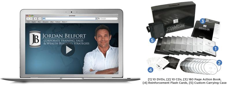 Jordan Belfort straight line persuasion system books, seminar and script pdf