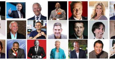 Top Motivational Speakers and Personal Development Leaders In The World