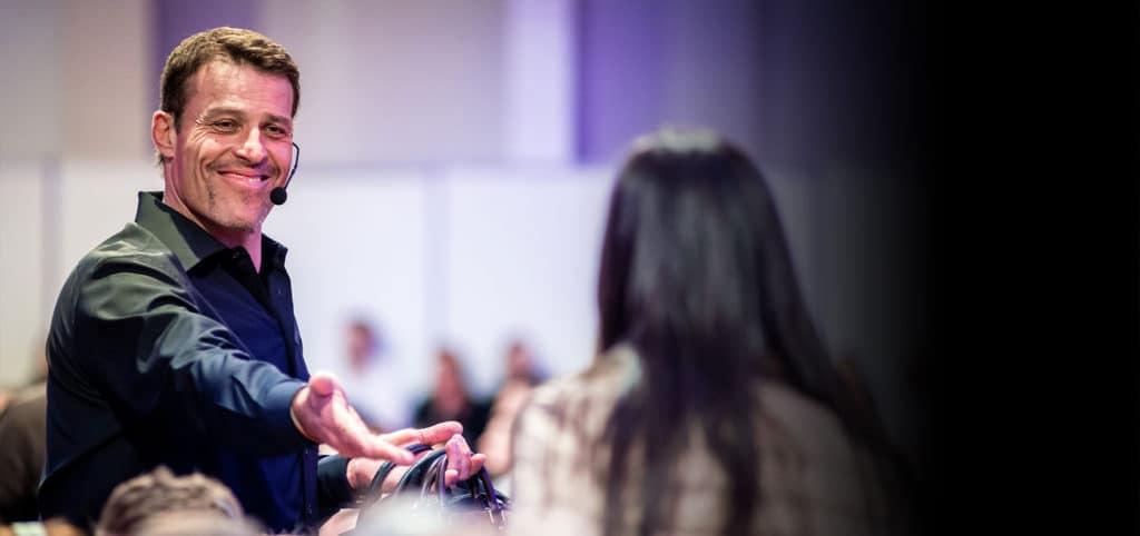 Tony Robbins Date With Destiny Australia