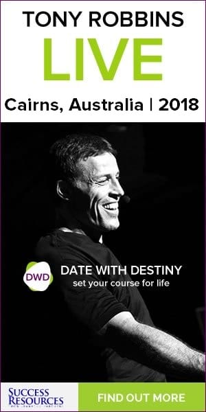 Tony Robbins Upcoming Events - Our Favorite List